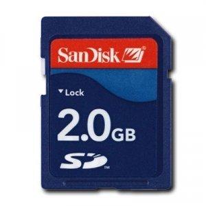 SanDisk 2GB Secure Digital