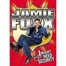 Jamie Foxx I Might Need Security - DVD New