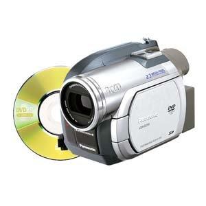 PANASONIC VDR-D250 DVD DIGITAL CAMCORDER! D200 NIB