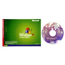 MICROSOFT WINDOWS XP HOME FULL NEW WITH LEGAL COA SP2