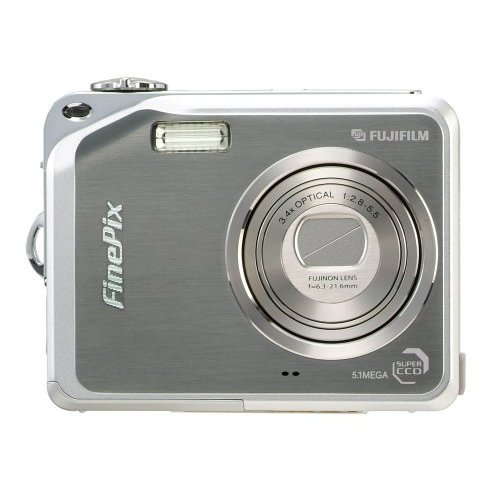 Fujifilm Finepix V10 5.1MP Digital Camera