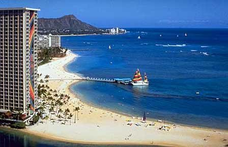 Go to Hawaii from US Canada for two Coach !