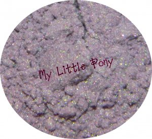 My Little Pony (full size) � Darling Girl Cosmetics Eye Shadow