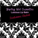 Customer Choice ♥ Luscious Lip Balm ♥ Darling Girl Cosmetics