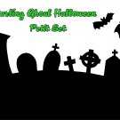 Darling Ghoul Halloween (Petit Set) ♥ Darling Girl Cosmetics Eye Shadow