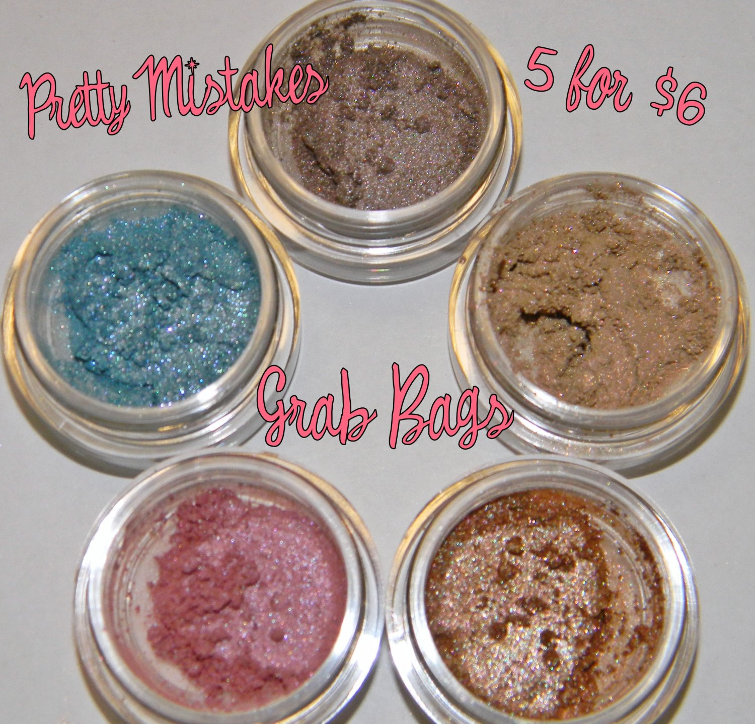 Pretty Mistakes Grab Bags � Darling Girl Cosmetics