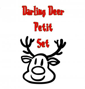 Darling Deer Christmas (petit set) � Darling Girl Cosmetics