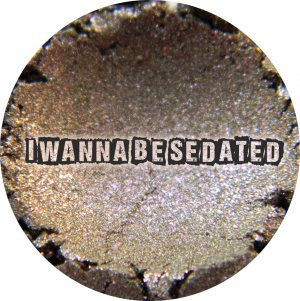 Wanna Be Sedated (petit size) � Darling Girl Cosmetics Eye Shadow