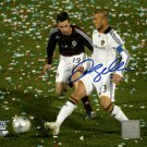 David Beckham Signed Autographed 8x10 Photograph