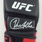 Jose Aldo Autographed UFC Glove