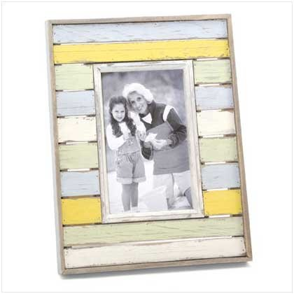 Summer Shore Photo Frame
