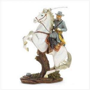 General Lee On Horse Figure