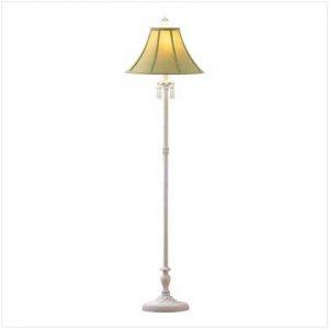Shabby Elegance Floor Lamp
