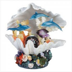 Magical Clam Shell Light