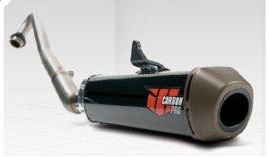 carbon pro exhaust