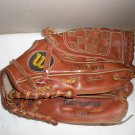 "WILSON FIELDMASTER Glove A2655 YOUTH Leather 10"" - Used RIGHT HANDED"