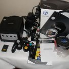 Nintendo GameCube Console Black  Zelda Collector Edition 1 Blk controller bundle