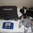 NINTENDO 64 Game Console 1 game  1 Controller Tight Toggle bundle