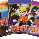 NARUTO PART 4,5,6 [9 DVD] TV EPS 77-148 LIMITED BOX SET