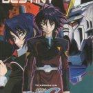 GUNDAM SEED DESTINY [6 DVD] TV EPS 1-50 COMPLETE SET