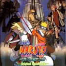 NARUTO OST MOVIE: PHANTOM RUINS CD SOUNDTRACK