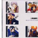 BLEACH BEAT COLLECTION ORIGINAL MUSIC CD SOUNDTRACK