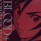 BLOOD+ BEST COLLECTIONMusic  CD+ DVD SOUNDTRACK New