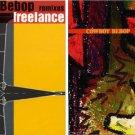 COWBOY BEBOP REMIX/VITAMINLESS CD SOUNDTRACK BUNDLE
