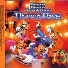 DANCE DANCE REVOLUTION DDR DISNEY'S RAVE CD SOUNDTRACK