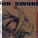 GUN X SWORD ORIGINAL CD SOUNDTRACK