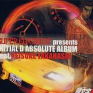 INITIAL D ABSOLUTE ALBUM FT. KEISUKE CD SOUNDTRACK