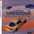 INITIAL D FOURTH STAGE D SELECTION 2 CD SOUNDTRACK