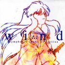 INUYASHA WIND SYMPHONIC THEME ORIGINAL SOUNDTRACK CD
