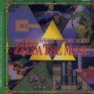 ZELDA THE MUISC NINTENDO SOUND HISTORY CD SOUNDTRACK