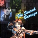 BLACK LAGOON - THE SECOND BARRAGE [2-DVD]