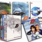 INITIAL D (ULTIMATE BOX) [10 DVD]