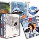 INITIAL D (ULTIMATE BOX) [10 DVD]
