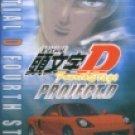 INITIAL D 4TH PART 1 [2 DVD]