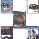 INITIAL D ULTIMATE BOX (10-DVD)