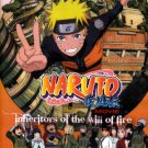 NARUTO SHIPPUDDEN THE MOVIE: INHERITORS OF THE WILL OF FIRE [1-DVD]