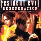 RESIDENT EVIL DEGENERATION [1-DVD]