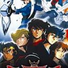 RONIN WARRIORS - SAMURAI TROOPERS ~ TV SERIES PART 1 [5 DVD]
