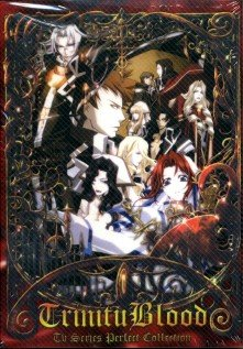 TRINITY BLOOD [3 DVD]