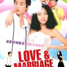LOVE & MARRIAGE [3-DVD]