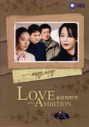 LOVE AND AMBITION (28-DVD)