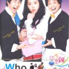 WHO ARE YOU? (8-DVD)