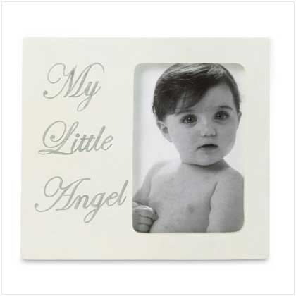 My Little Angel Photo Frame