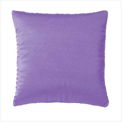 Purple Square Squishy Pillow