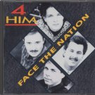 4HIM--FACE THE NATION Compact Disc (CD)