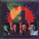 4HIM--THE BASICS OF LIFE Compact Disc (CD)